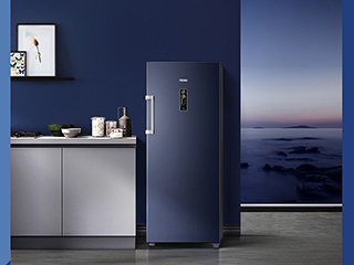 过节囤货太多没地放 你需要一太立式冰柜来帮忙