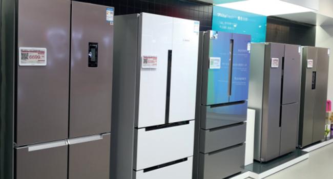 冰箱卖场观察:大容量、除菌、保鲜产品成主流