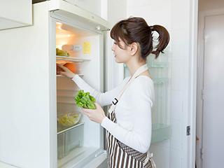 """春节前给冰箱来个""""体检"""""""