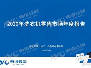 2020年洗衣机零售市场年度报告