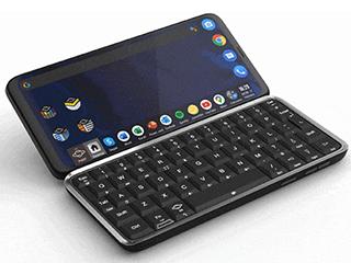 首款全尺寸键盘5G手机来了 真实用还是搞噱头?