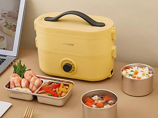 打工干饭人必备 超实用的电热饭盒