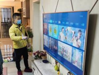 """苏宁彩电年货节:智慧屏热销,""""打个电视""""成团圆新方式"""