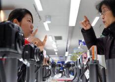 """广州春节各商圈人气""""井喷"""",金饰电器销售旺盛"""