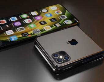 消息称 LG 为苹果开发可折叠屏幕