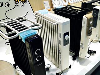"""电暖器:""""冷冬""""来袭,市场有望维持高位增长"""