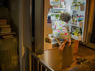别把什么东西都往冰箱里塞 小心坏得更快!