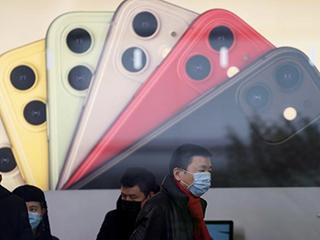 苹果手机季度销量超越三星位居榜首 华为销售暴跌四成
