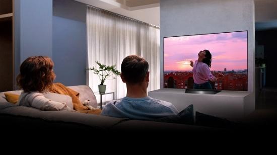 春节催生电视消费新需求 OLED电视受青睐