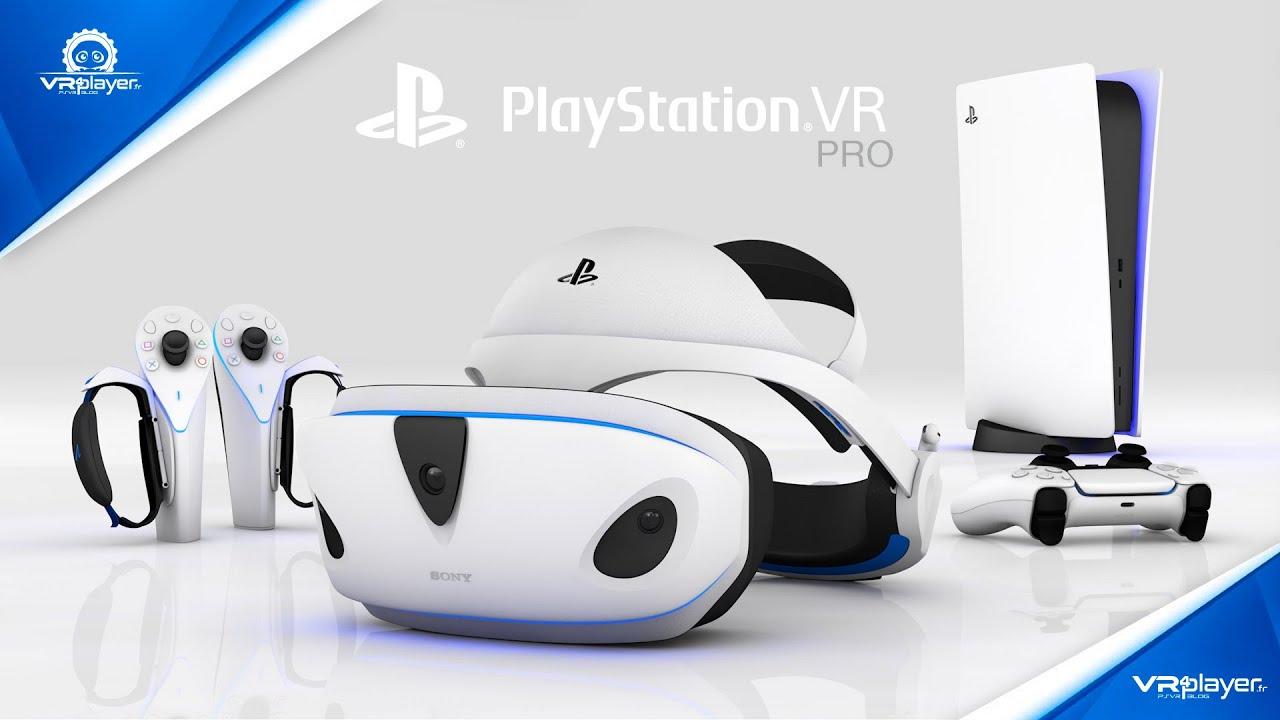 适配PS5! 索尼官宣下一代PSVR系统