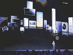 华为:今年至少3亿台设备使用鸿蒙 其中包括手机2亿台