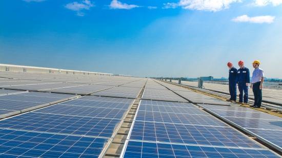 2015年 全球最大分布式光伏发电项目落户格兰仕