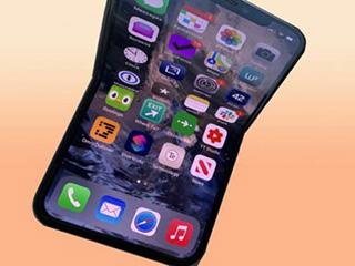 新专利显示苹果可折叠iPhone可能使用高亮度像素来预热柔性显示屏