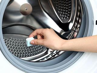 洗衣机清洁剂真的可以彻底清洁干净洗衣机么?