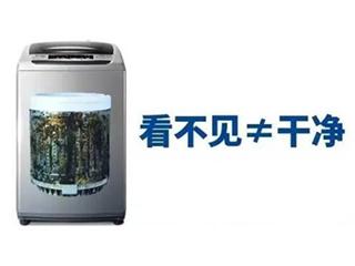 你的洗衣机可能比马桶还脏!80%细菌超标,如何正确清洁?