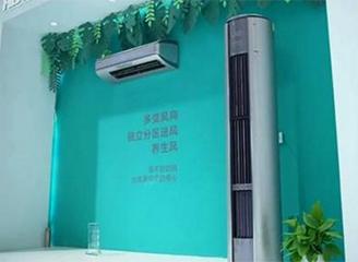 新风空调能干掉空气净化器吗?