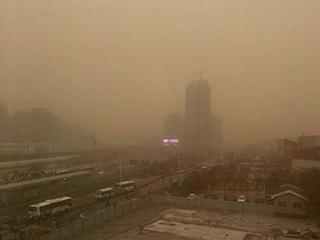 北方多地区遭遇强沙尘天气 空气净化器销量大增