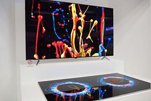 目前最先進的電視機技術是什么?