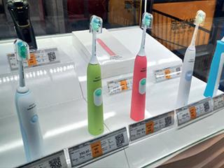 电动牙刷捍卫口腔健康 上千品牌涌入掘金百亿级市场