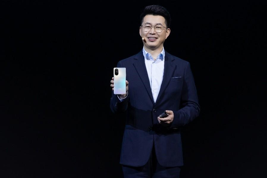 轻薄超曲屏+10亿色显示,荣耀V40轻奢版今日发布