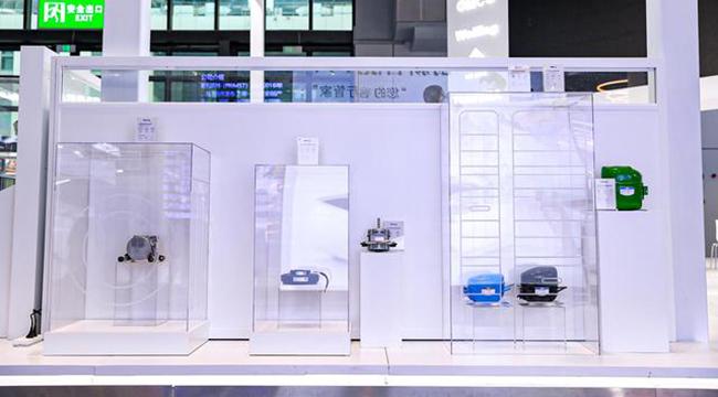 2021AWE | 美的机电事业群首携四大领域八大产品出征