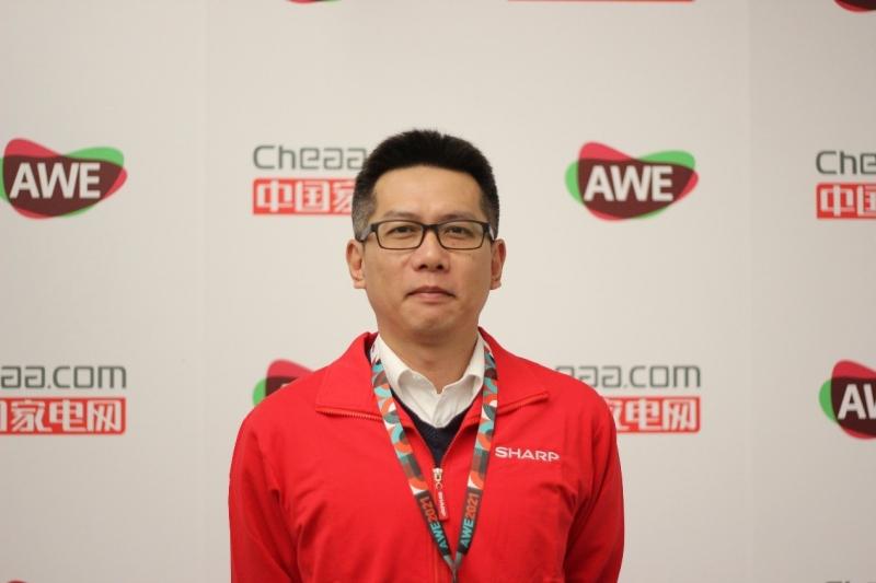 专访夏普中国总经理徐文中:以技术初心构建产品生态,开放共赢引领8K平台构建
