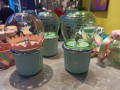 造型可爱的榨汁机