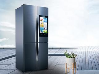 科技与品质并行,格兰仕智能生态冰箱给消费者更好的生活体验!