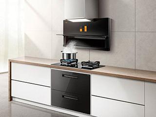 厨房电器进入换挡期 新兴厨电或迎来迅猛增长