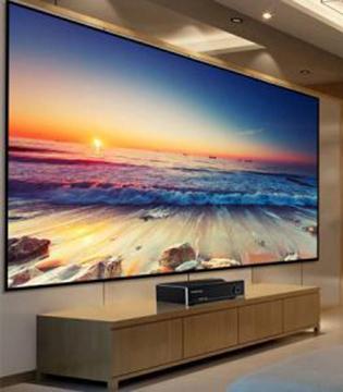 激光电视打造彩电市场新篇章