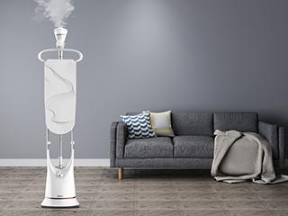 创新科技杀菌除螨格兰仕推出全新立式挂烫机