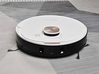 能让你偷懒,还能帮你扫灰?中国扫地机器人正风靡韩国