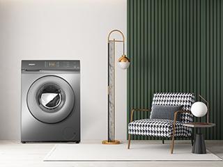 小体积凝聚大能量 格兰仕42cm超薄滚筒洗衣机打造行业标杆