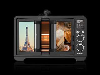 重新定义烤箱!格兰仕全球首创对开门烤箱在中国上市