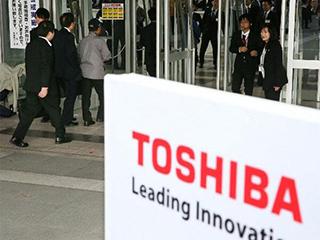 东芝CEO将于周三离职,内部支持率创历史新低