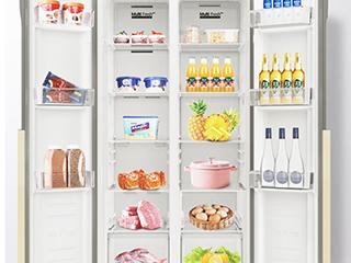 """超大""""肚量"""",澳柯玛这款冰箱满足你一周所需"""