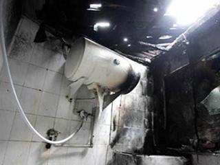 电热水器爆炸致消费者重伤身亡