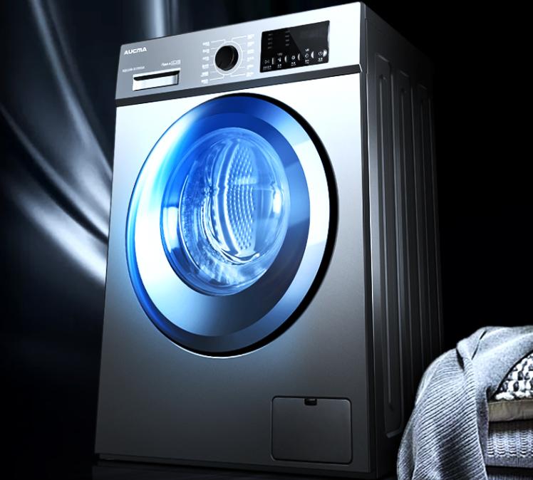 澳柯玛滚筒洗衣机:洁净护衣 为爱你的她减负