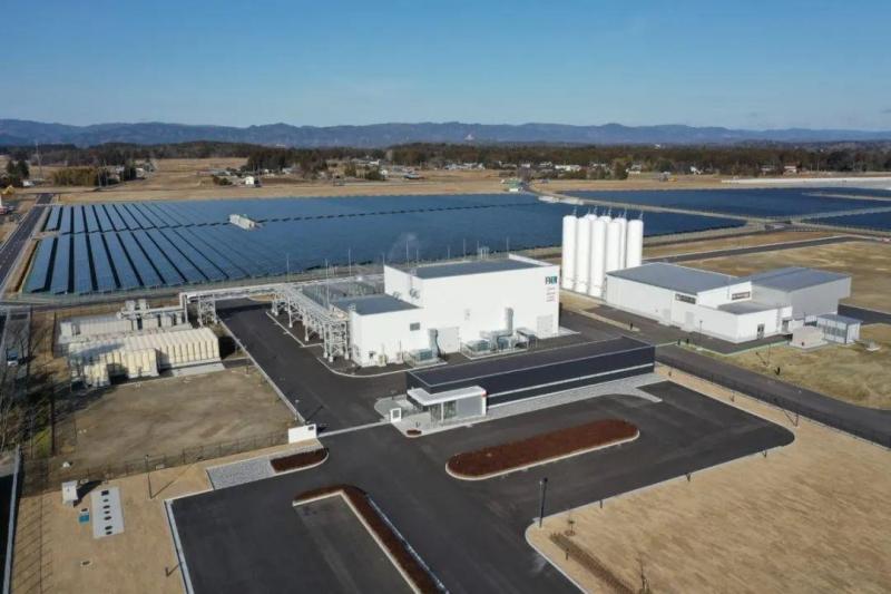宝丰能源建成全球最大太阳能电解水制氢项目
