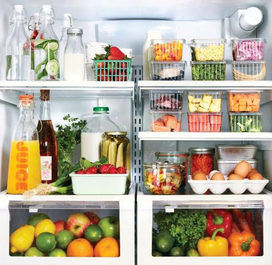 如何正确存放家中食材?冷藏冷冻一定要注意区分