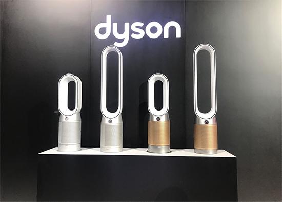 戴森推空气净化风扇新品 瞄准家居环境污染难题
