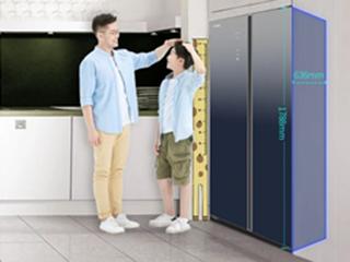 """澳柯玛冰箱原鲜存储,培养未来的""""高富帅"""""""
