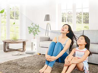 新风系统是未来家居生活健康设备