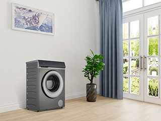 不止于超薄 格兰仕滚筒洗衣机U19创造极致洗涤体验