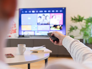 2020年我国4K超高清电视市场占比超70%
