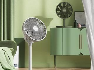 空气循环扇吹风更凉快!与一般风扇有何不同?