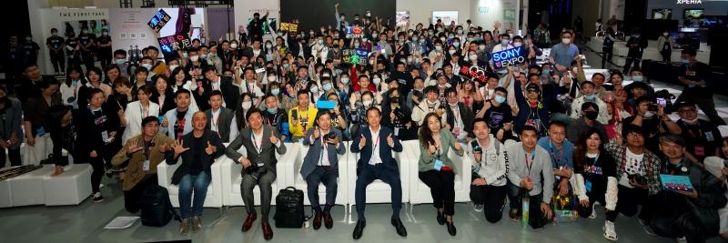 玩出新花Young 索尼黑科技点燃Sony Expo 2021
