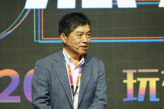 索尼公司高级副总裁、索尼中国董事长兼总裁高桥洋先生