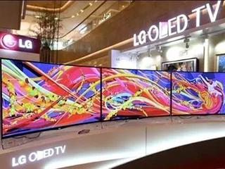 LG电子OLED电视第一季度出货量同比翻番