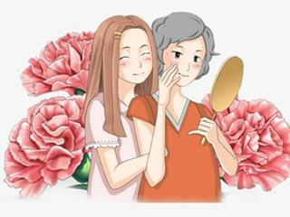 热水器言:母女情也可以是关系很好的闺蜜情!